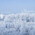 大雪(たいせつ)2017年二十四節気七十二候